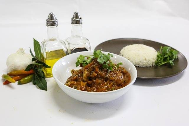 Red Thai Beef Curry